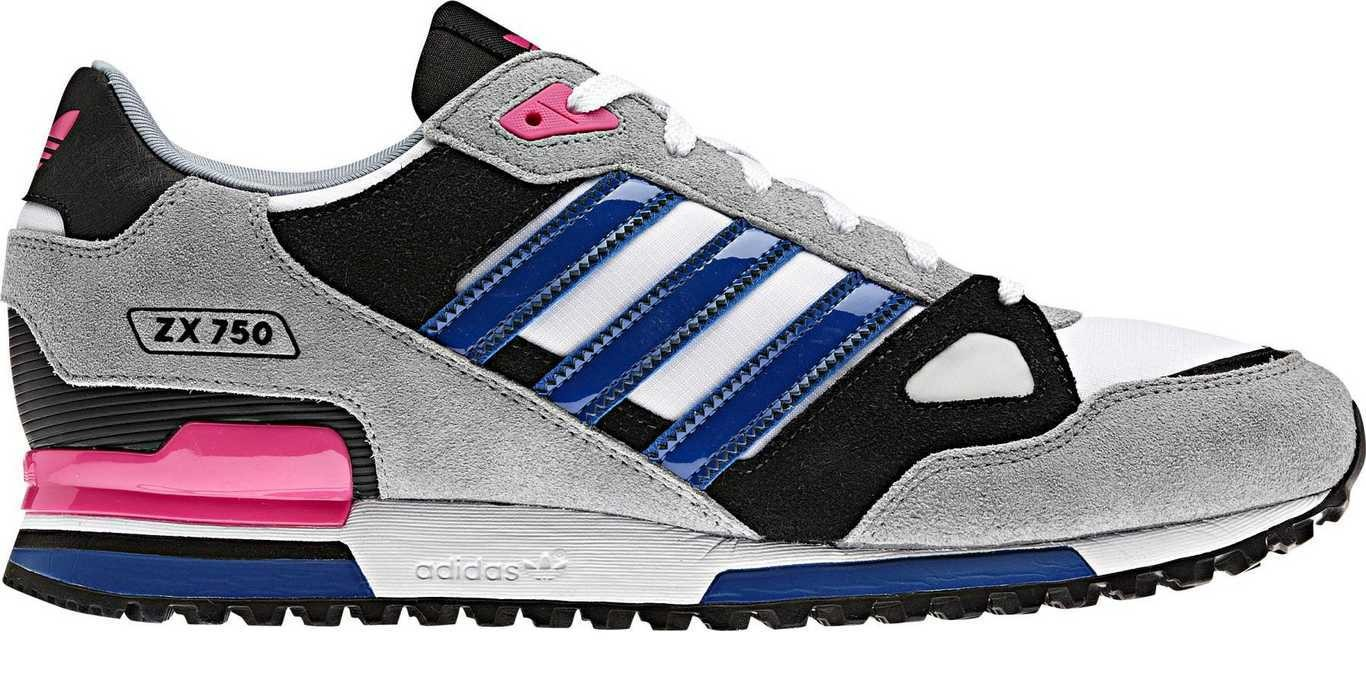newest f8102 48606 adidas zx 750 donna marroni